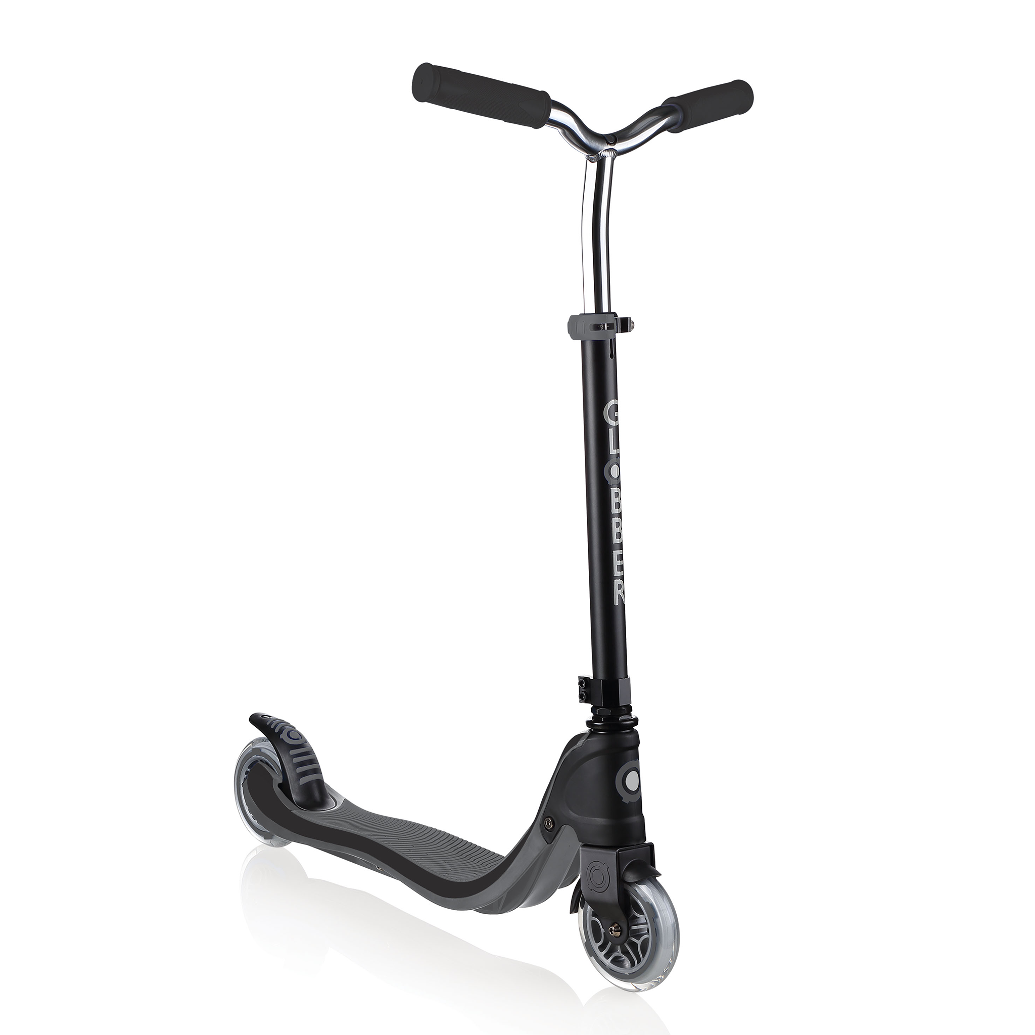 Globber Flow 125 2 Wheel Scooter For S Height Adjule Robust 100kg