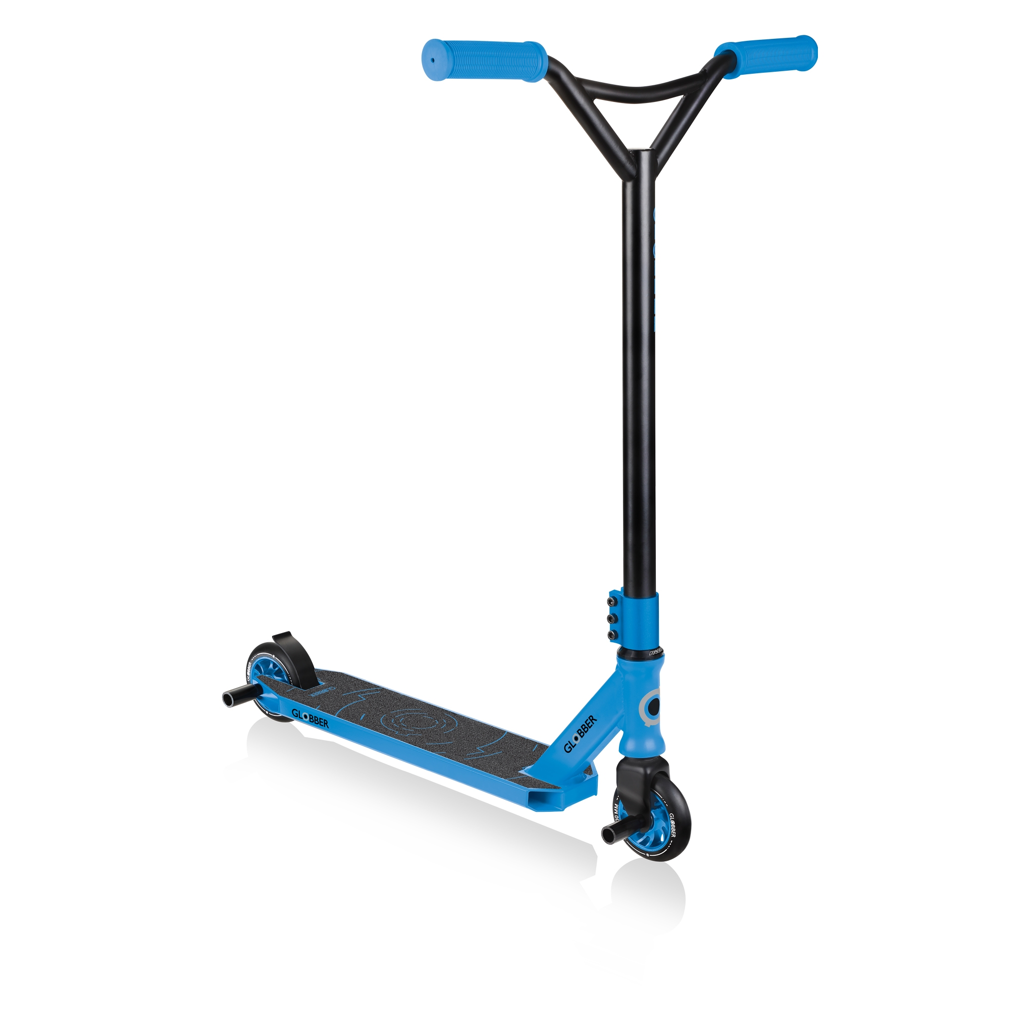 stunt scooter for kids and teens aged 8+ with pegs - Globber GS 540 0