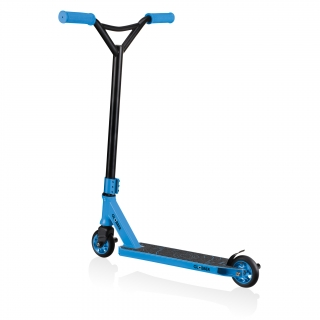 stunt scooter for kids and teens aged 8+ with pegs - Globber GS 540 thumbnail 2