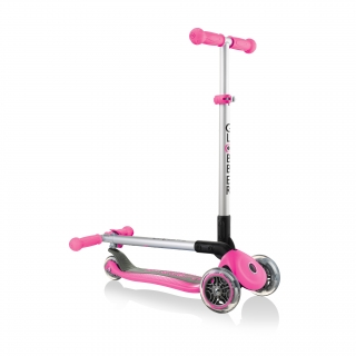 PRIMO-FOLDABLE-3-wheel-fold-up-scooter-for-kids-deep-pink