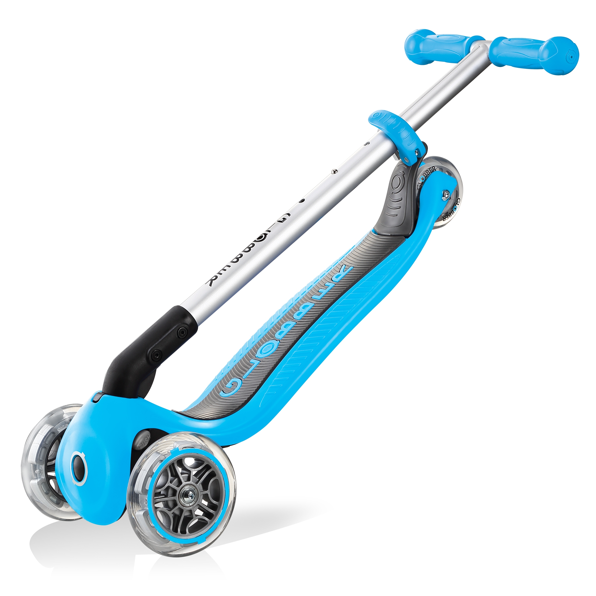 PRIMO-FOLDABLE-3-wheel-foldable-scooter-for-kids-trolley-mode-sky-blue