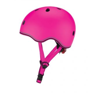 EVO-helmets-scooter-helmets-for-toddlers-with-adjustable-helmet-knob-neon-pink