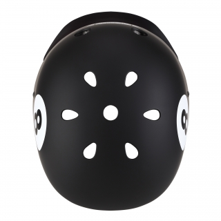 ELITE-helmets-best-scooter-helmets-for-kids-with-air-vents-cooling-system-black
