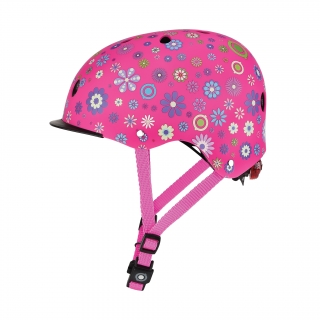 ELITE-helmets-scooter-helmets-for-kids-with-adjustable-helmet-knob-deep-pink