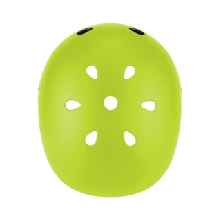 PRIMO-helmets-best-scooter-helmets-for-kids-with-air-vents-cooling-system-lime-green