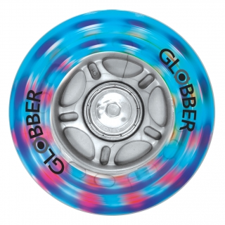 Product image of Spare part: 80mm LED light-up rear scooter wheel
