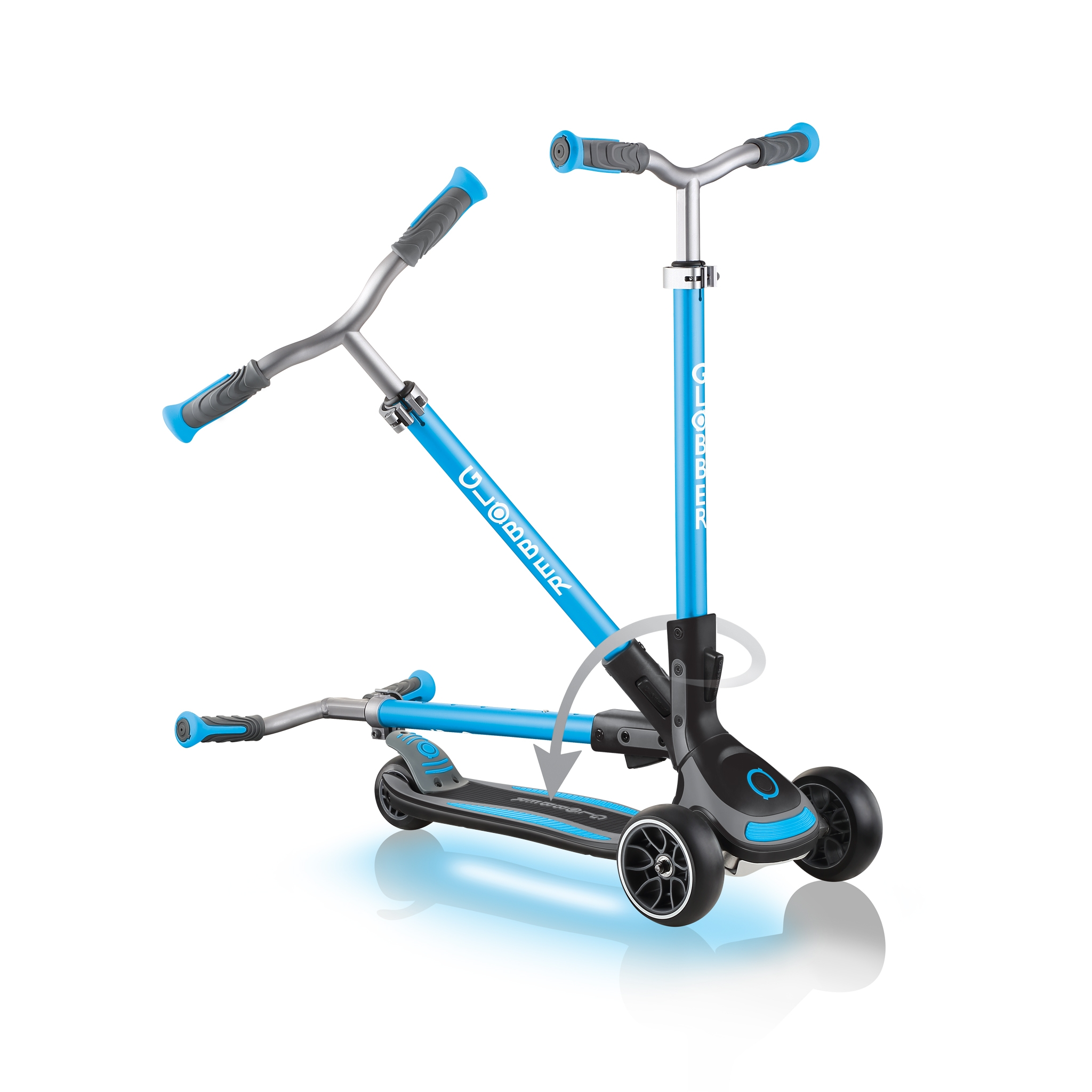 ULTIMUM-LIGHTS-folding-scooter-for-kids-and-teens-sky-blue