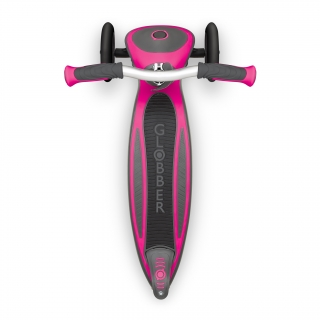 Globber-MASTER-3-wheel-foldable-scooter-for-kids-with-extra-wide-anti-slip-deck-for-comfortable-rides_deep-pink