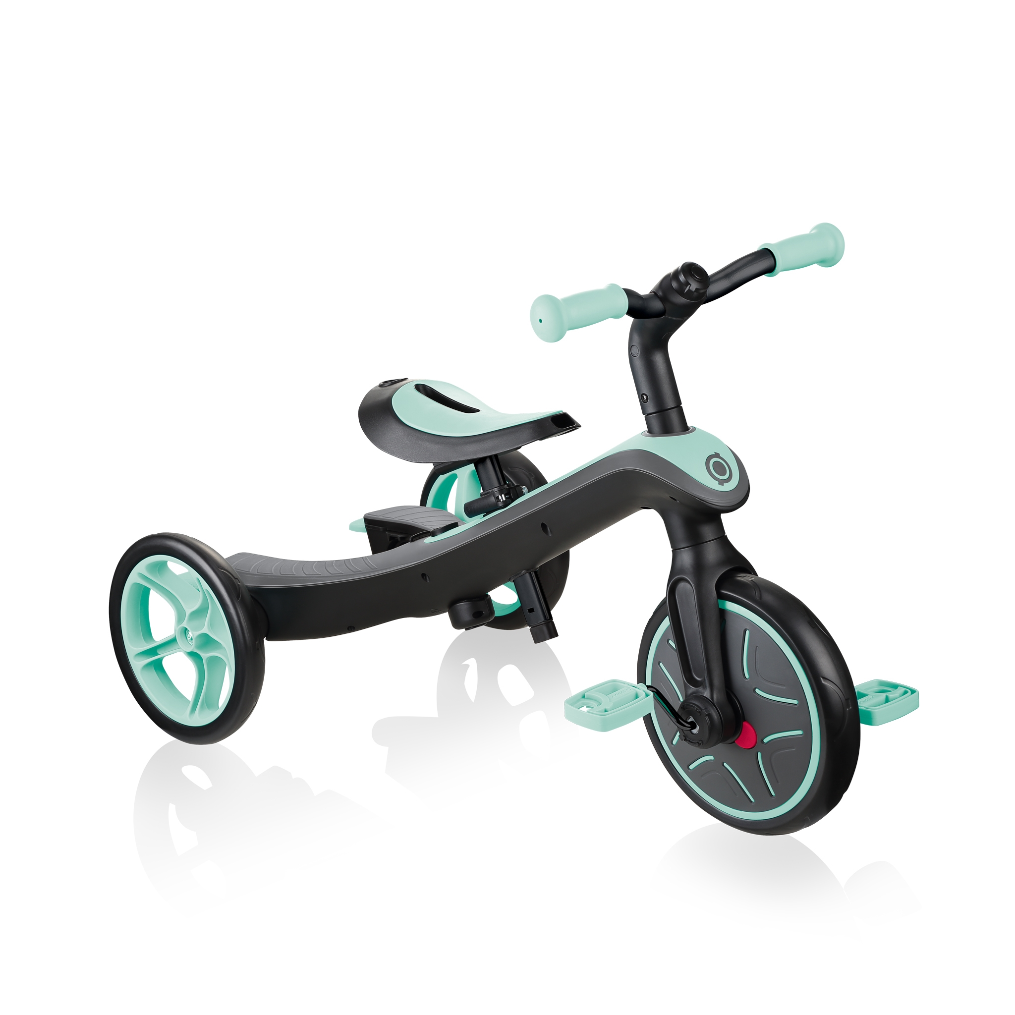 Globber-EXPLORER-TRIKE-4in1-all-in-one-baby-tricycle-and-kids-balance-bike-stage3-training-trike_mint