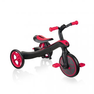 Globber-EXPLORER-TRIKE-3in1-all-in-one-baby-tricycle-and-kids-balance-bike-stage-2-training-trike_new-red