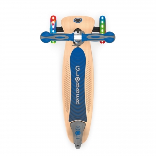 PRIMO-FOLDABLE-WOOD-LIGHTS-3-wheel-with-7-ply-wooden-scooter-deck-and-laser-engraved-sides-on-the-deck_navy-blue