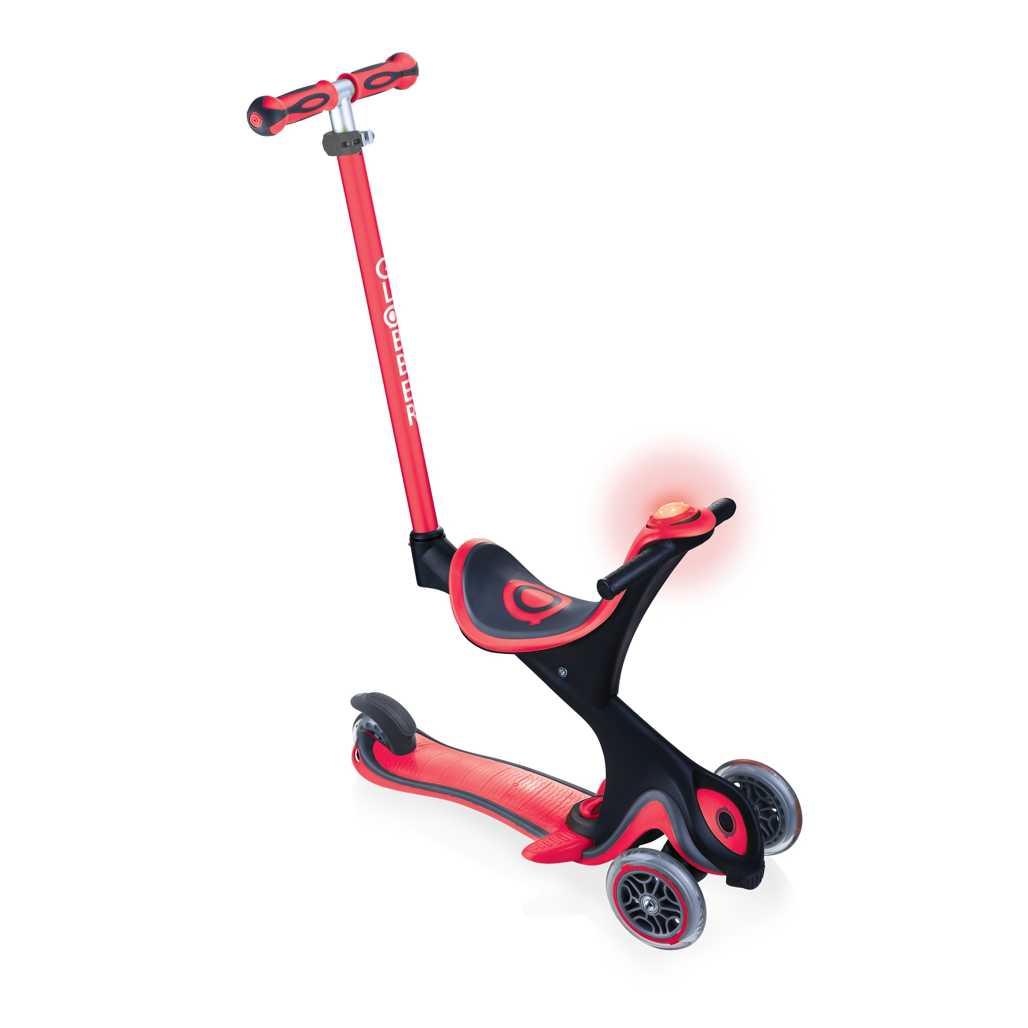 GO-UP-COMFORT-scooter-with-seat-and-LED-flash-and-sound-module_new-red