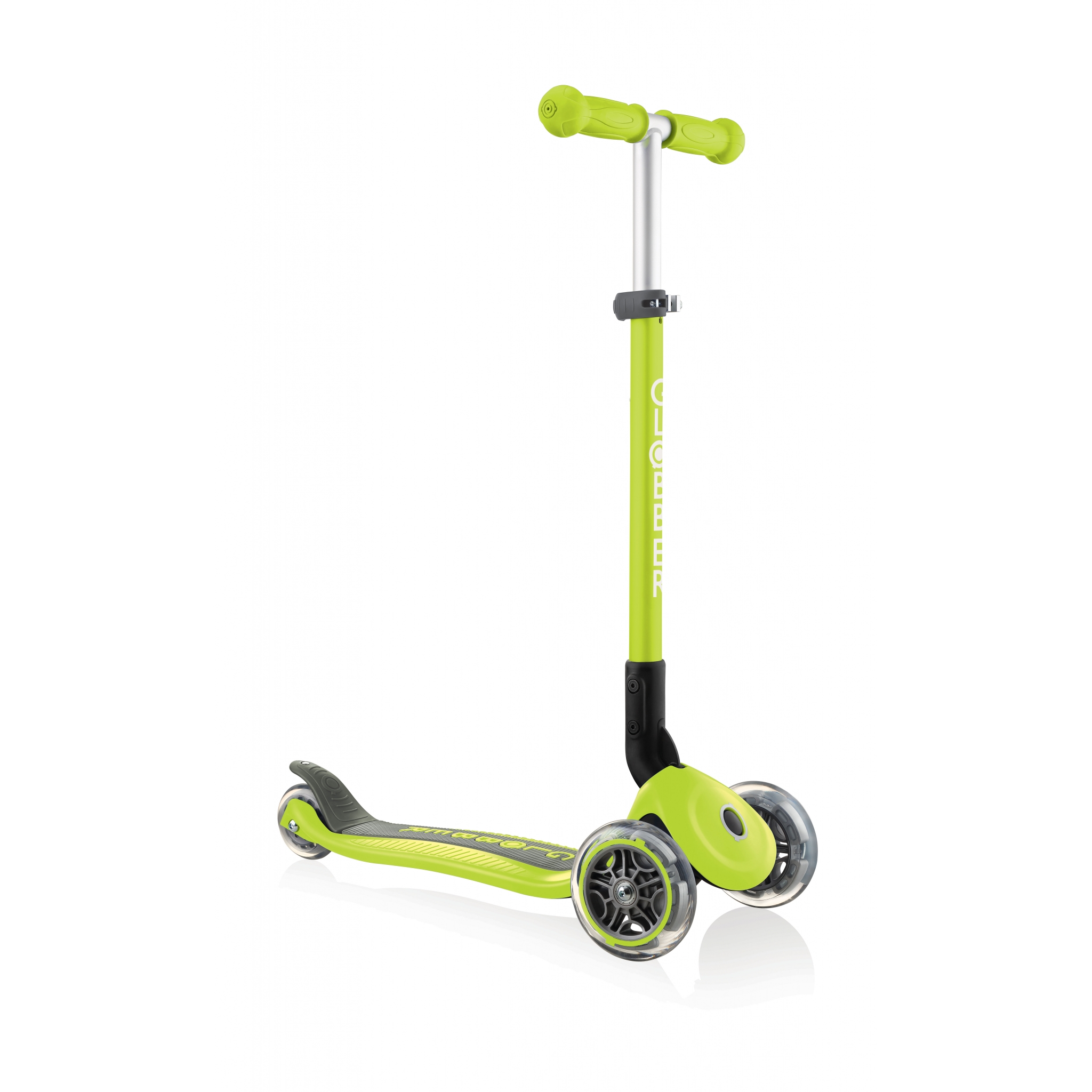 PRIMO-FOLDABLE-3-wheel-foldable-scooter-for-kids-lime-green