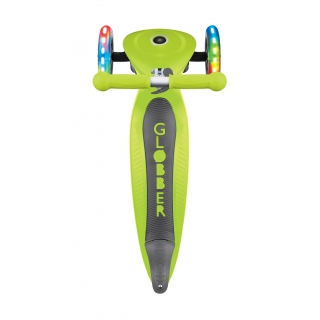PRIMO-FOLDABLE-LIGHTS-3-wheel-light-up-scooter-for-kids-with-big-deck-lime-green