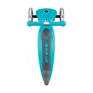 PRIMO-FOLDABLE-3-wheel-scooter-for-kids-with-big-deck-teal