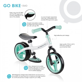 GO-BIKE-DUO-best-toddler-balance-bike-for-girls-and-boys-aged-2-to-5-with-dual-rear-wheel thumbnail 3