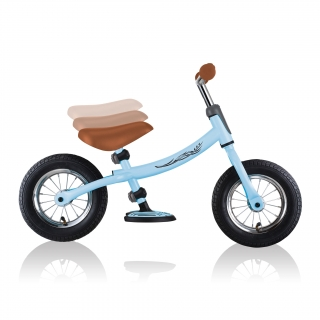GO-BIKE-AIR-adjustable-toddler-balance-bike-with-6-height-adjustable-saddle-and2-height-adjustable-handlebar_pastel-blue thumbnail 2