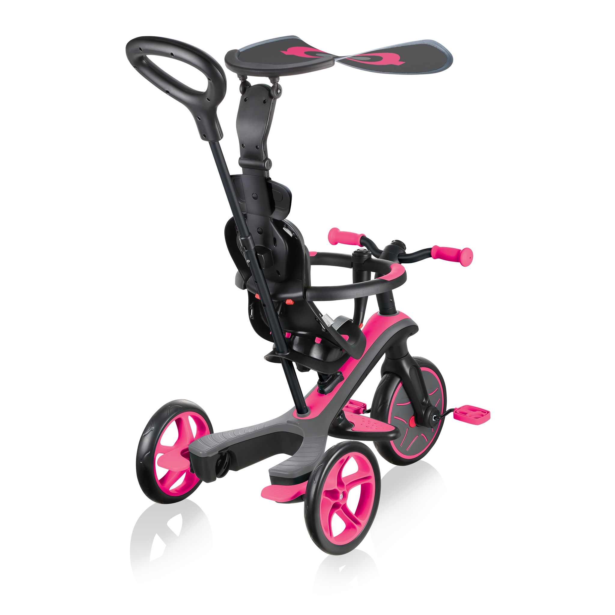 Globber-EXPLORER-TRIKE-4in1-all-in-one-baby-tricycle-and-kids-balance-bike-stage1-infant-trike