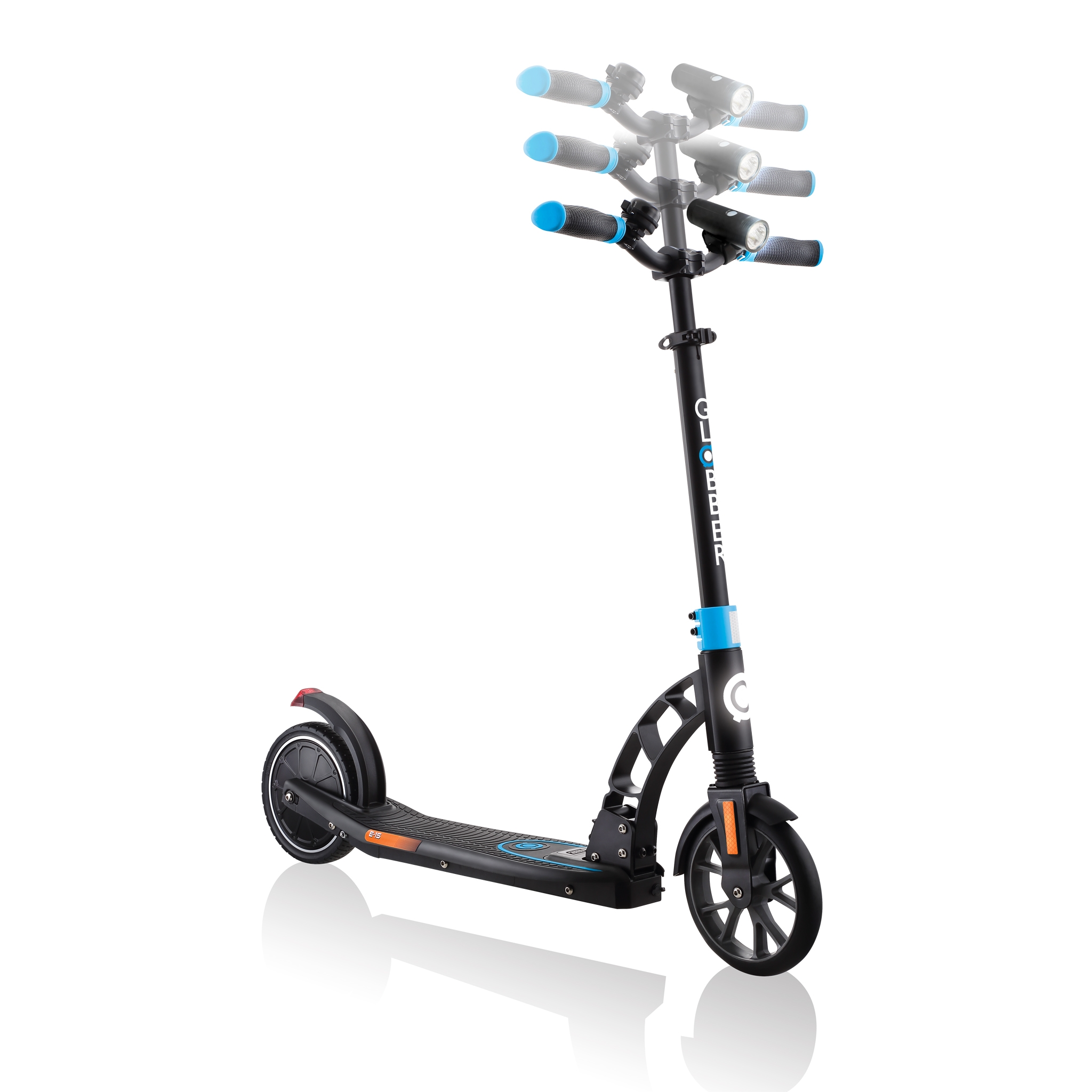 Globber-ONE-K-E-MOTION-15-3-height-adjustable-electric-scooter-for-adults-and-teens-aged-14-and-above
