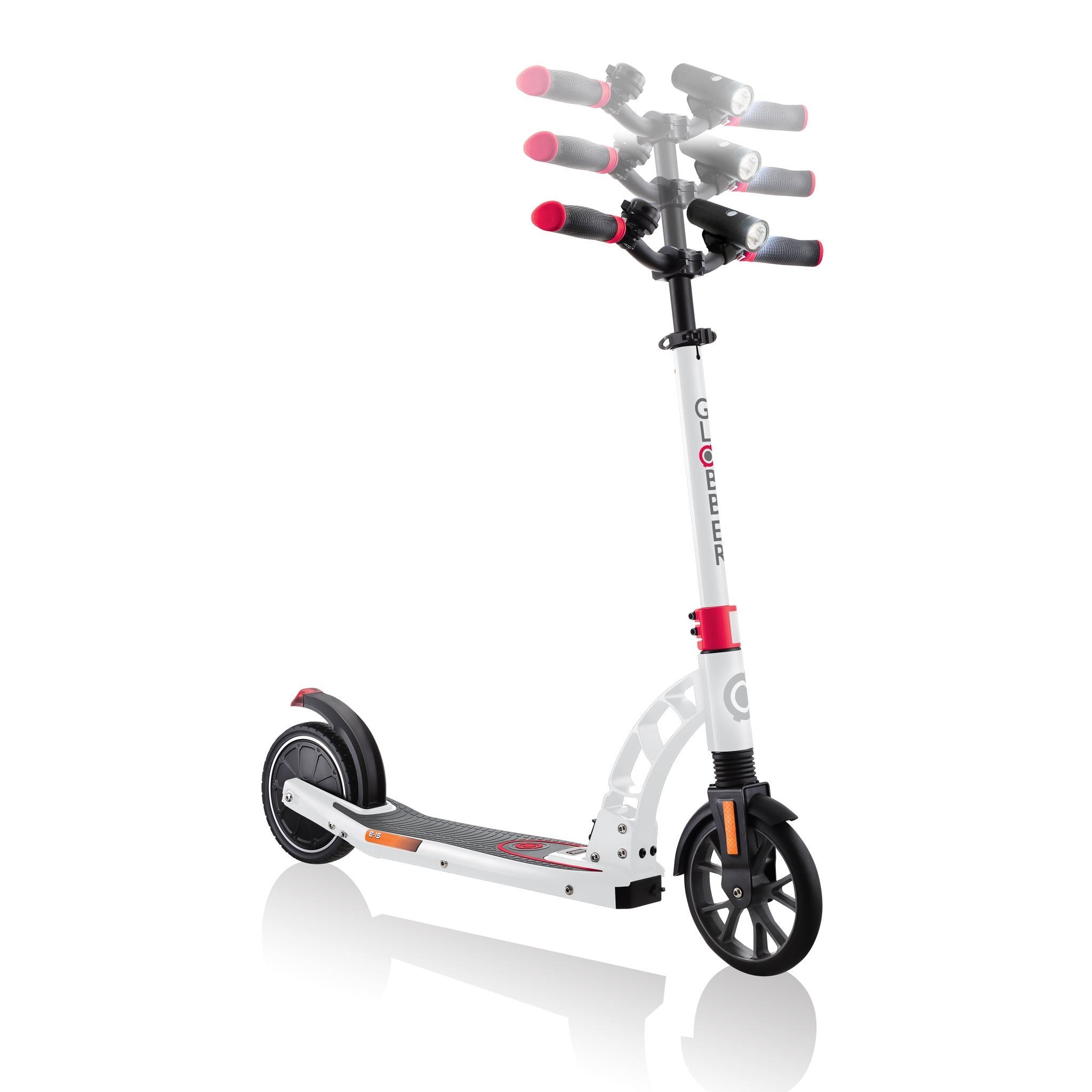 Globber-ONE-K-E-MOTION-15-3-height-adjustable-electric-scooter-for-adults-and-teens-aged-14-and-above 3