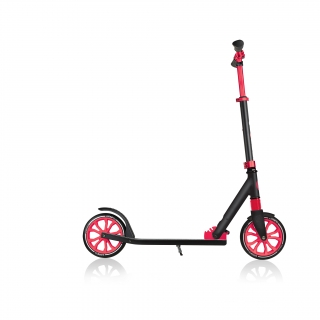 Globber-NL-205-collapsible-2-wheel-scooter-for-kids-with-big-wheels-205mm