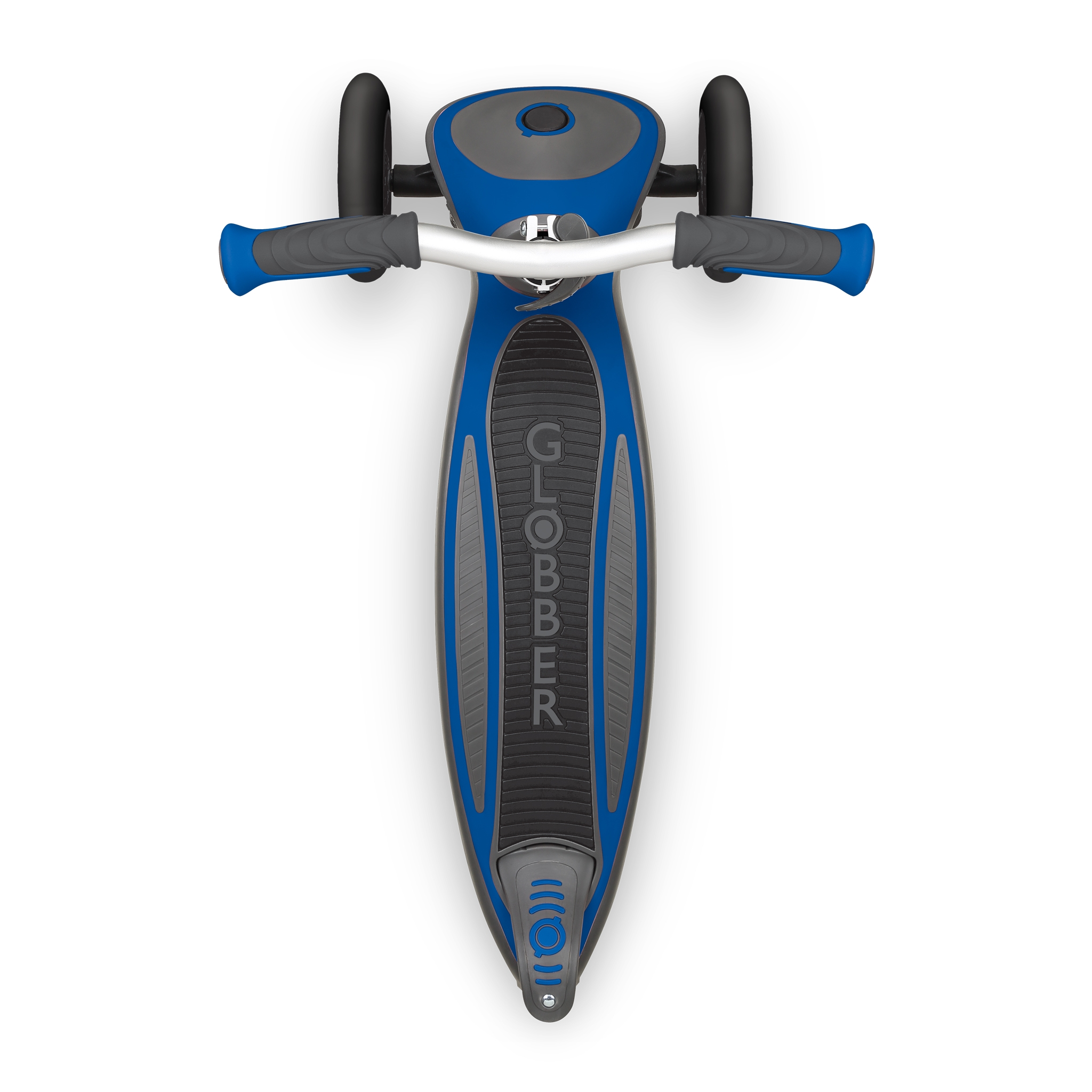 Globber-MASTER-3-wheel-foldable-scooter-for-kids-with-extra-wide-anti-slip-deck-for-comfortable-rides_dark-blue 0