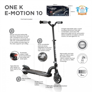 Globber-ONE-K-E-MOTION-10-electric-scooter-for-kids thumbnail 2
