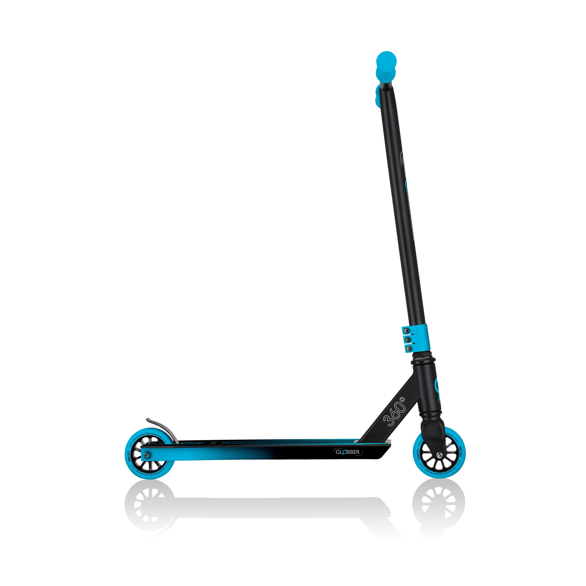 stunt-scooter-with-high-quality-wheels-Globber-GS360 4