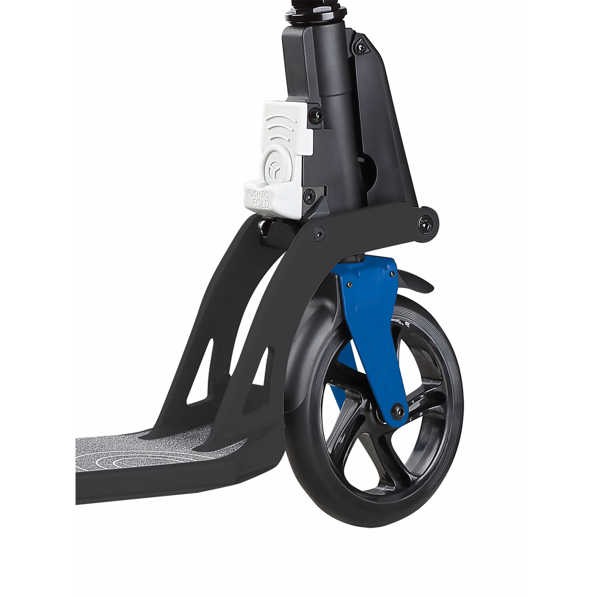 foldable scooter for adults with handbrake - Globber ONE K 180 BR 1