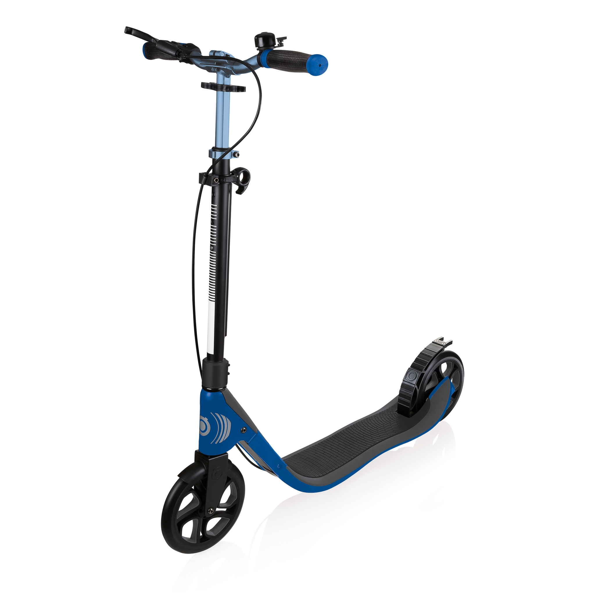 foldable scooter for adults with handbrake - Globber ONE NL 205 DELUXE 0