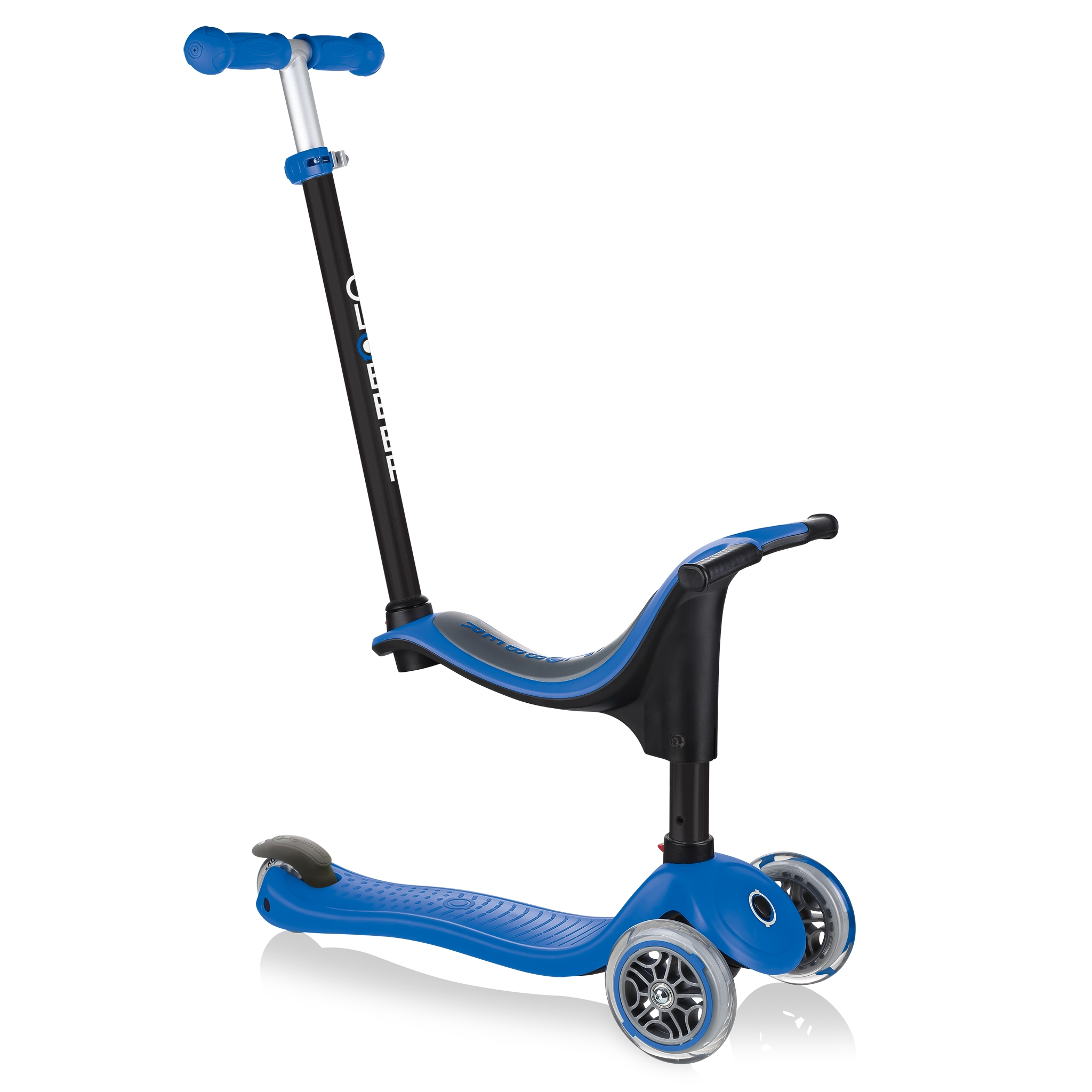 GO-UP-SPORTY-ride-on-walking-bike-scooter-navy-blue