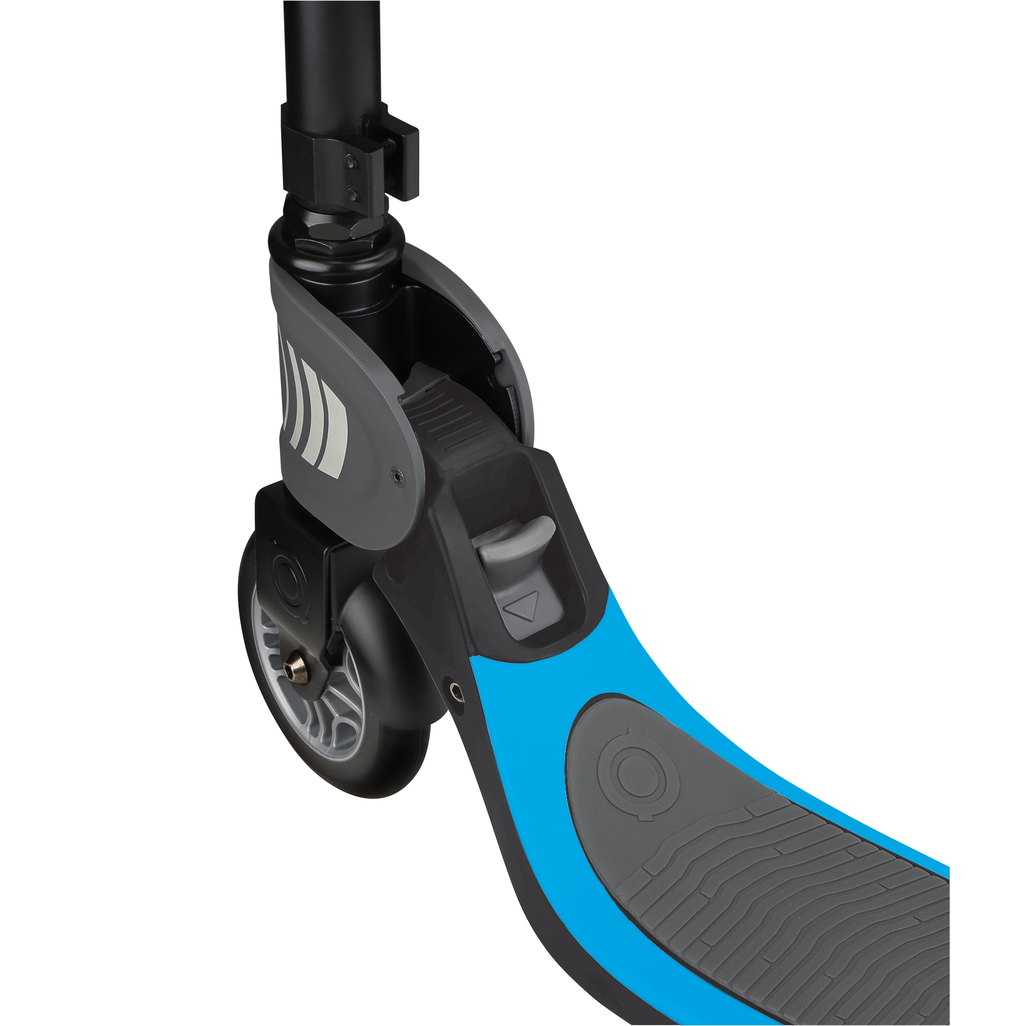 FLOW-FOLDABLE-125-2-wheel-folding-scooter-with-push-button-sky-blue