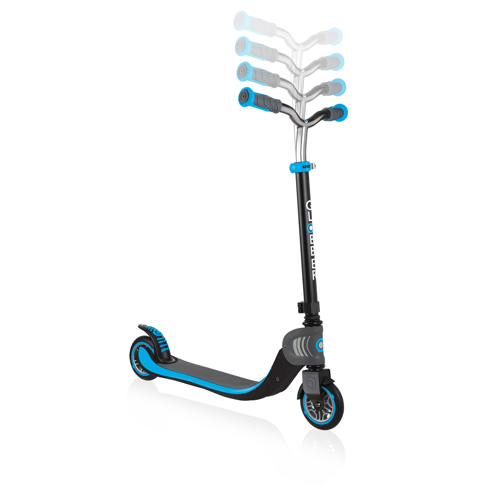 FLOW-FOLDABLE-125-2-wheel-scooter-for-kids-with-adjustable-t-bar-sky-blue