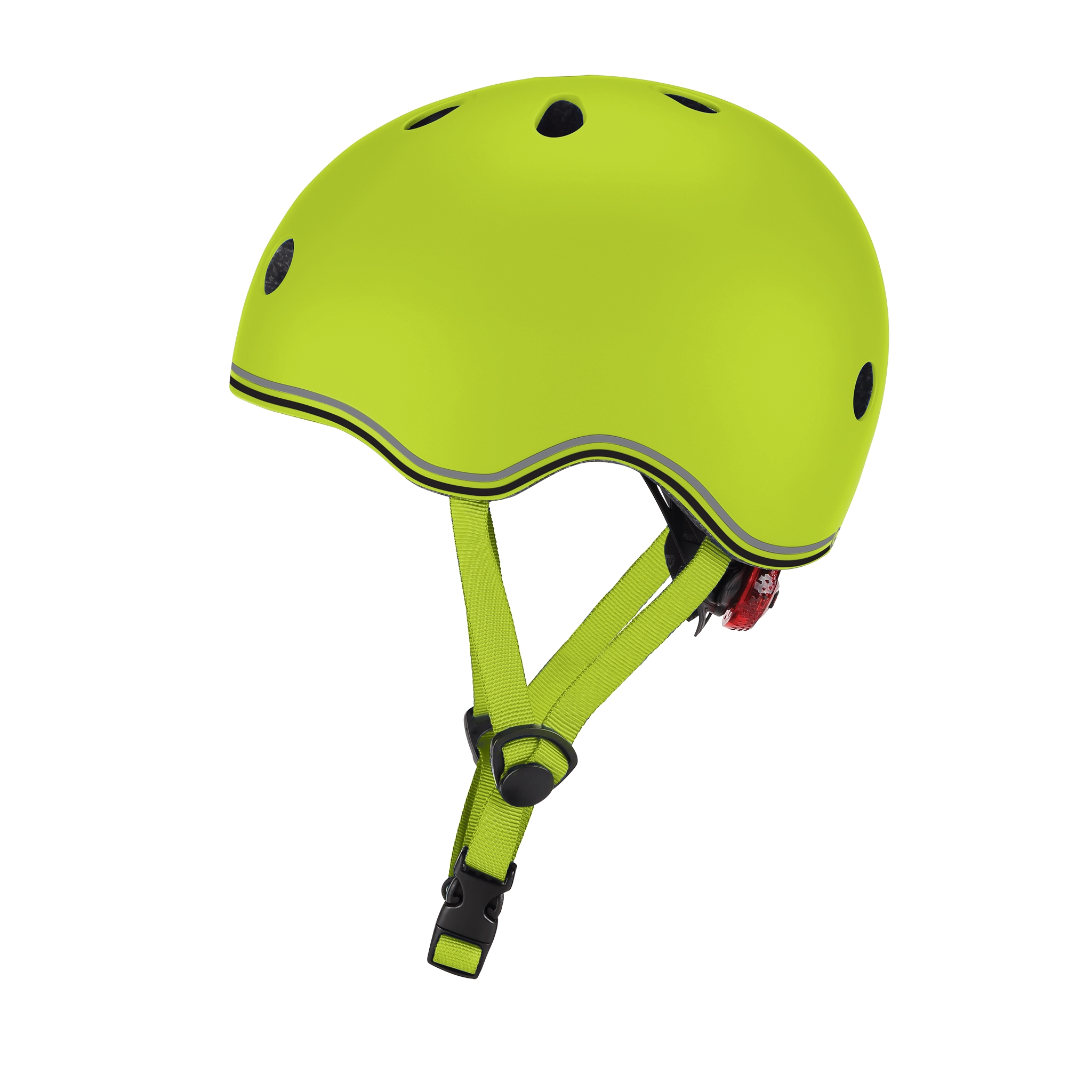 EVO-helmets-scooter-helmets-for-toddlers-with-adjustable-helmet-knob-lime-green 1