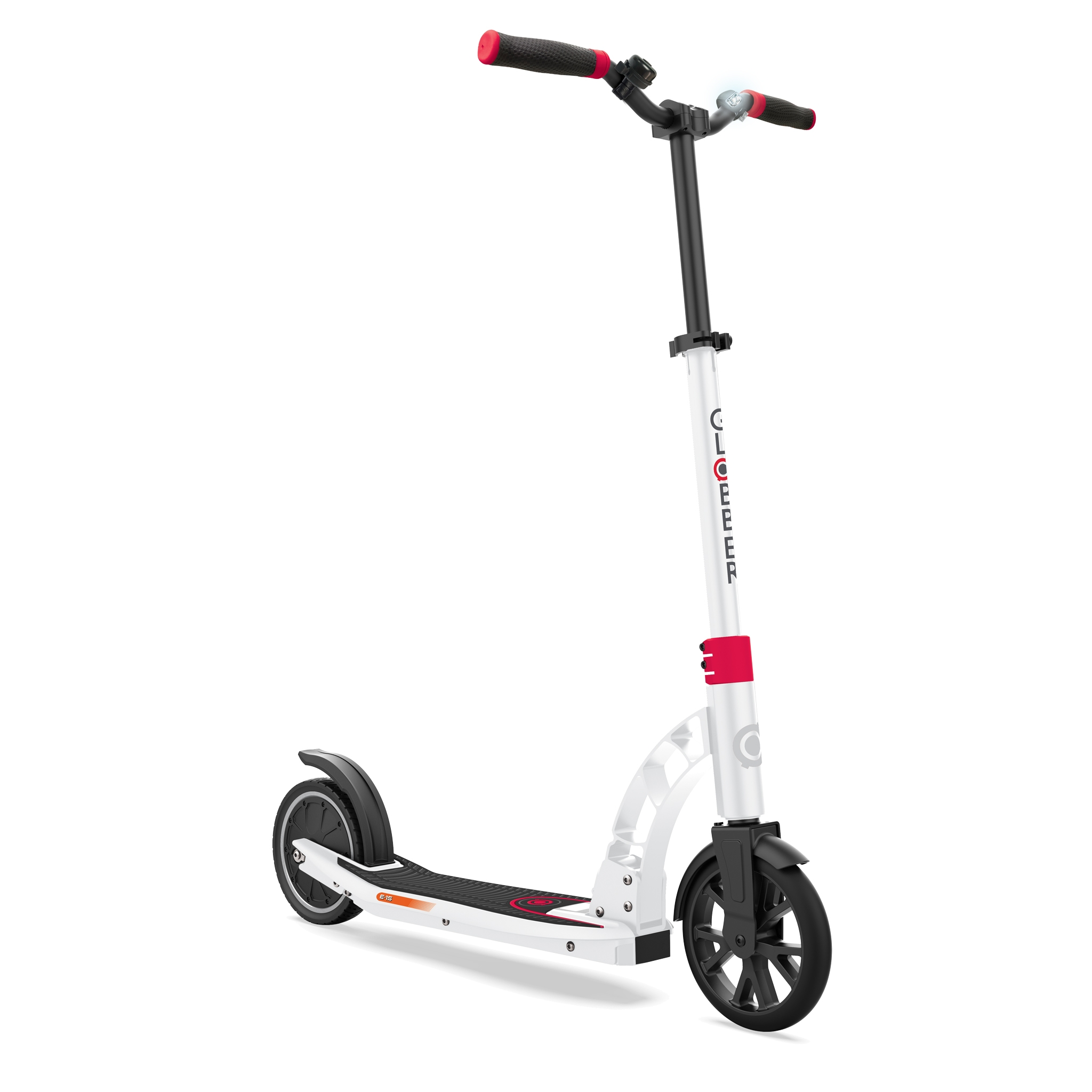Globber-ONE-K-E-MOTION-15-foldable-electric-scooter-for-teens-and-young-adults-aged-14+-white-red