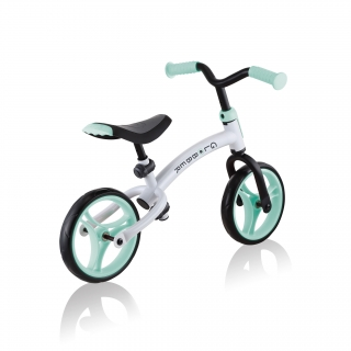 GO-BIKE-DUO-toddler-balance-bike-with-reversible-frame-transform-from-low-frame-position-to-high-frame-position_mint thumbnail 5