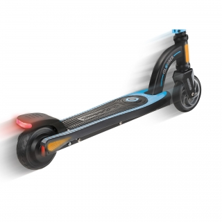 Globber-ONE-K-E-MOTION-10-electric-scooter-for-kids-aluminium-scooter-deck-with-accelerator-pressure-sensor thumbnail 2
