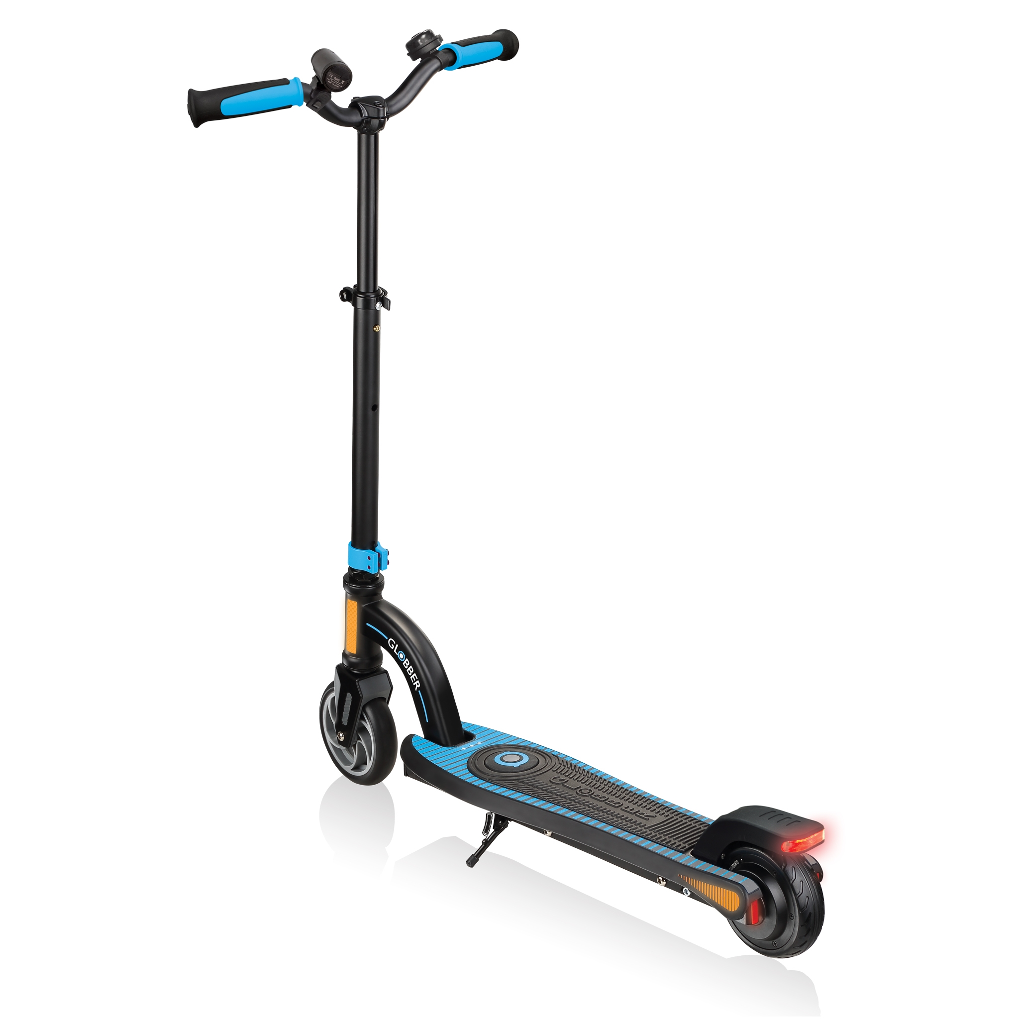 Globber-ONE-K-E-MOTION-10-safe-electric-scooter-for-kids-with-footrest 3