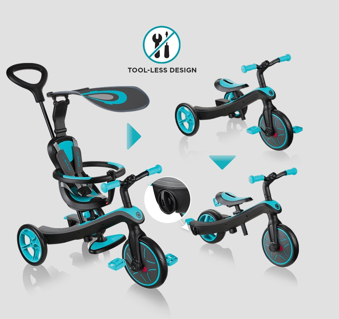 EXPLORER-TRIKE-tool-less-trike-design-to-easily-transform-the-product