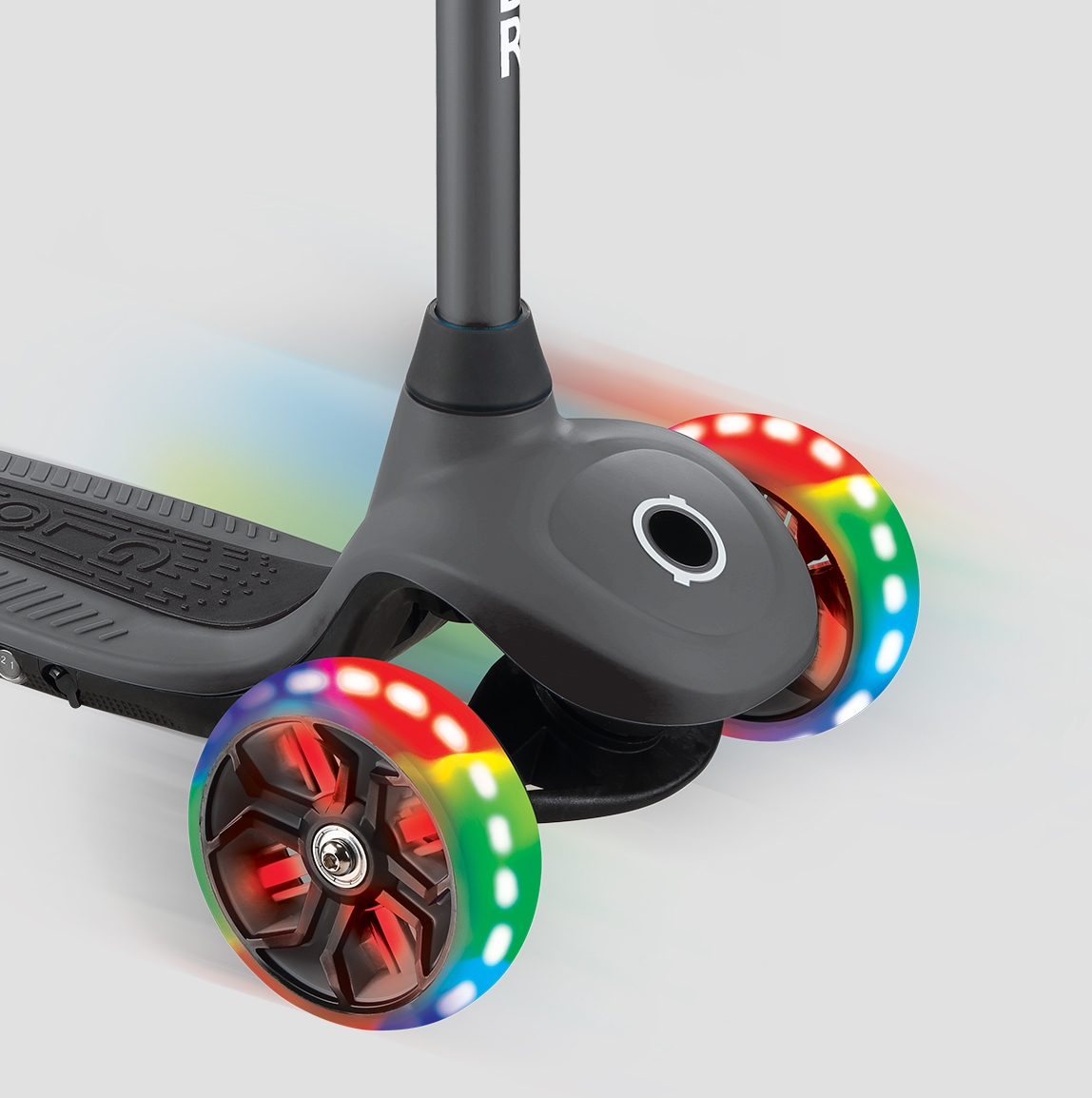 Globber-ONE-K-E-MOTION-4-kids-electric-scooter-with-light-up-wheels