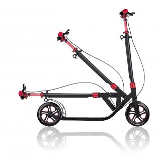 big wheel kick scooter - Globber ONE NL 230 ULTIMATE thumbnail 3