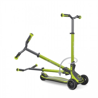 3 wheel foldable scooter for kids, teens and adults - Globber ULTIMUM thumbnail 3