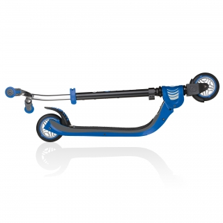 FLOW-FOLDABLE-125-2-wheel-foldable-scooter-for-kids-navy-blue thumbnail 3