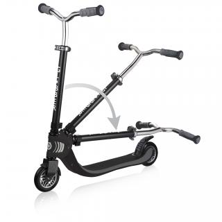 FLOW-FOLDABLE-125-2-wheel-folding-scooter-for-kids-black thumbnail 2