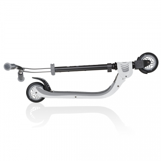 FLOW-FOLDABLE-125-2-wheel-foldable-scooter-for-kids-white thumbnail 3