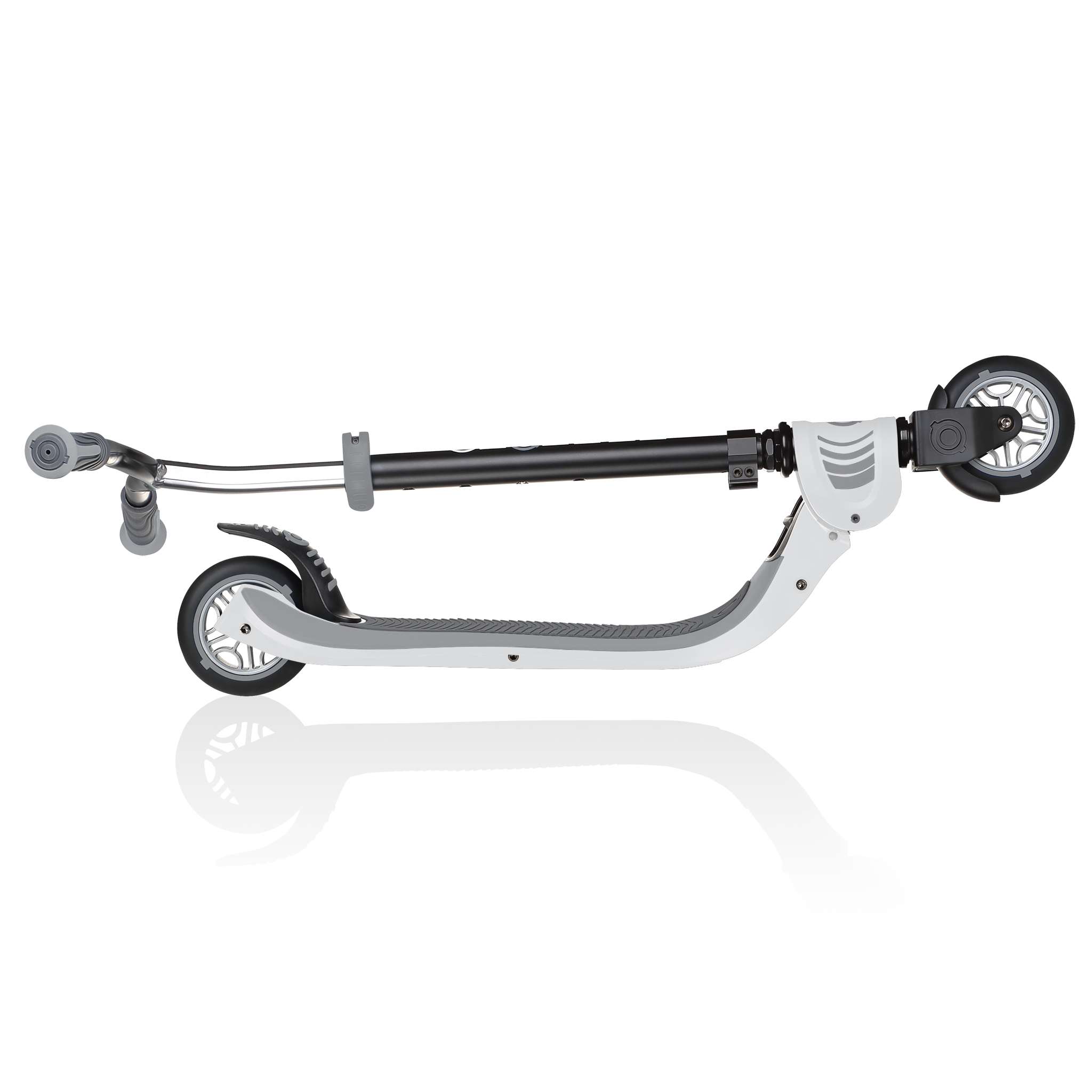 FLOW-FOLDABLE-125-2-wheel-foldable-scooter-for-kids-white 3