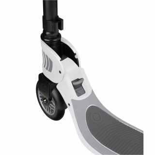 FLOW-FOLDABLE-125-2-wheel-folding-scooter-with-push-button-white thumbnail 4