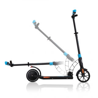 Globber-ONE-K-E-MOTION-15-foldable-electric-scooter-for-adults-and-teens-aged-14-and-above thumbnail 1