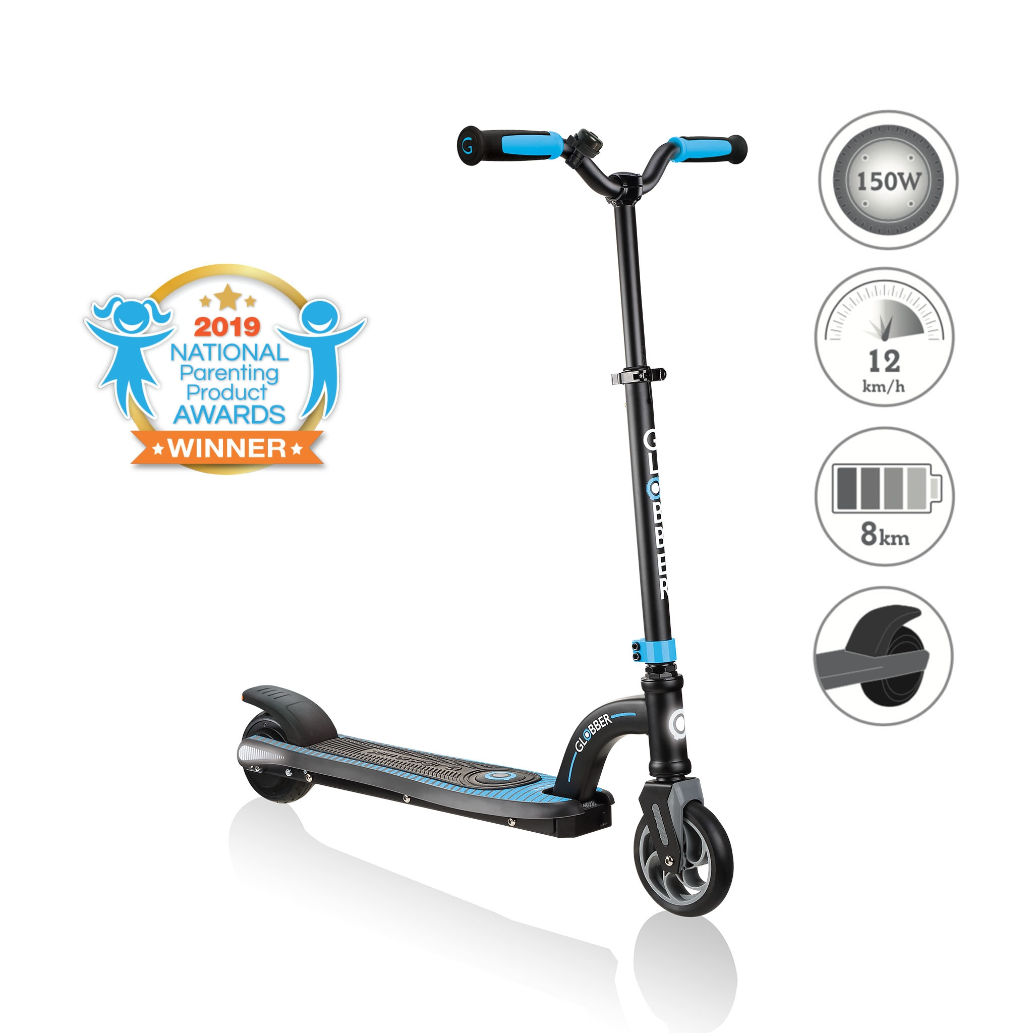 Globber-ONE-K-E-MOTION-10-best-electric-scooter-for-kids-aged-8-to-14- 0