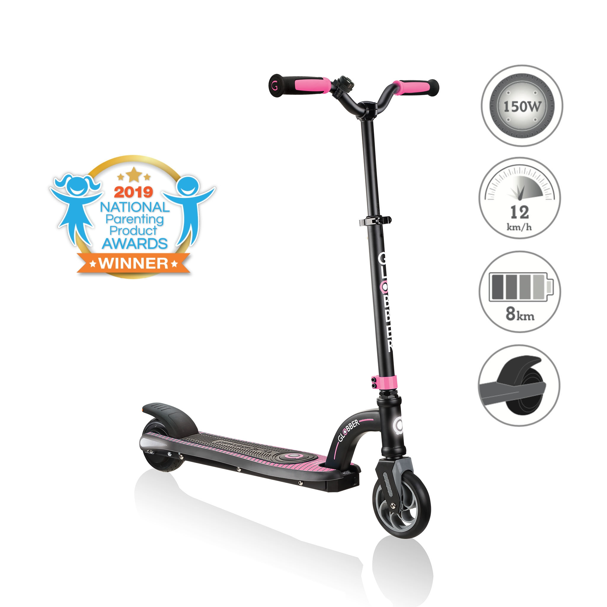 Globber-ONE-K-E-MOTION-10-best-electric-scooter-for-kids-aged-8-to-14- 3 0
